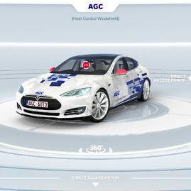 Создание интерактивной 3д модели