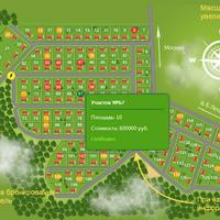 Возможности и внешний вид интерактивной карты