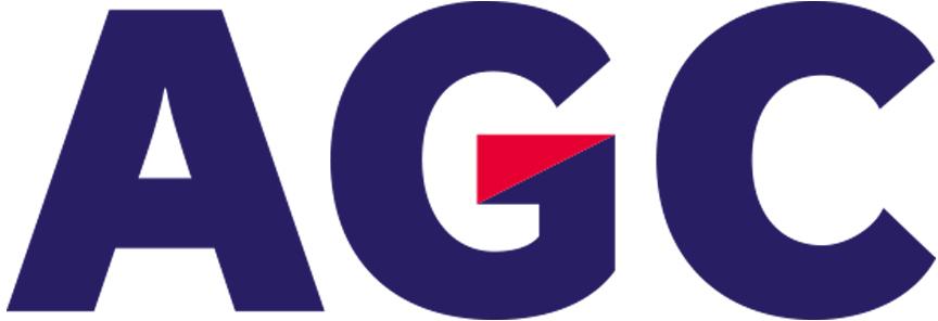 Логотип AGC (Asahi Glass Company, Ltd)