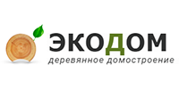 """Логотип Компания """"Экодом"""""""