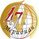 Логотип 47-Й Мердиан